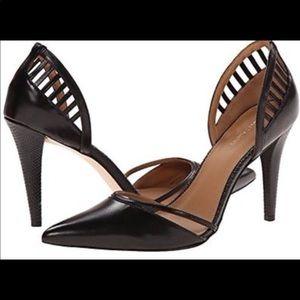 Calvin Klein toe pumps